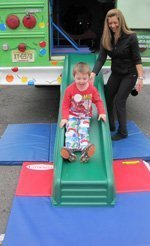 Week of the Young Child Fun Bus - NBRC Preschool Bridgewater NJ