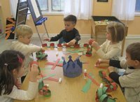 NBRC Preschhol Children Working