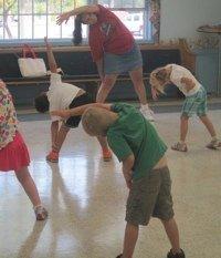 Exercise for Preschoolers