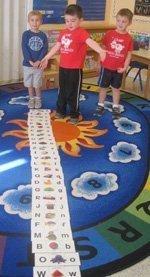 NBRC Preschool Puzzle Time