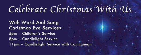 North Branch Reformed Church (NBRC) in Bridgewater New Jersey welcomes all to our Christmas Eve services