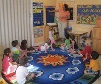 Morning Meeting at NBRC Preschool